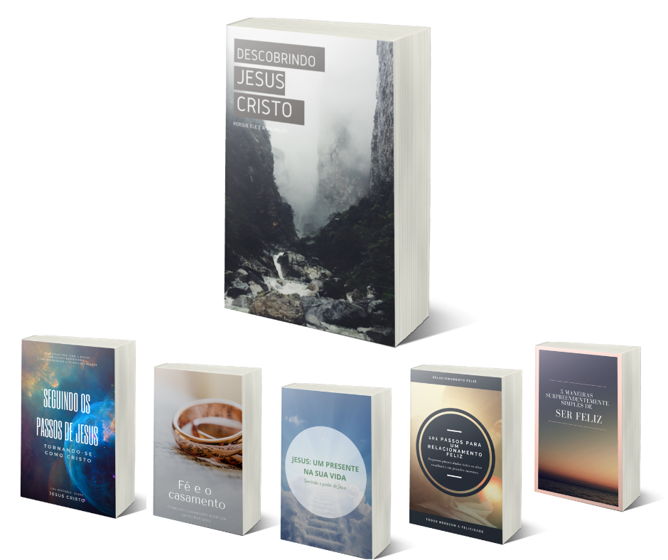 EBOOKS RECEITA FACEBOOK 2 - Kit Religioso